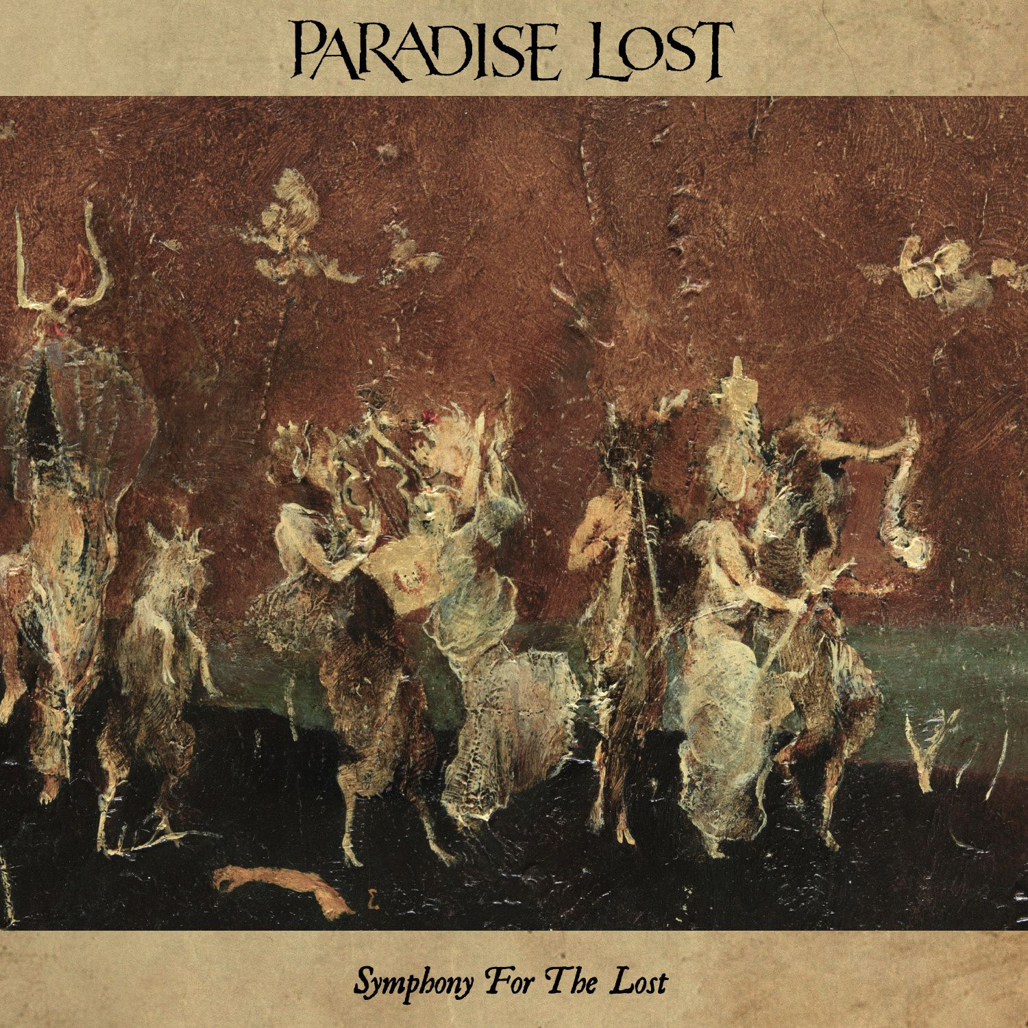 CD/DVD review PARADISE LOST &quot&#x3B; (Live in Plovdiv 2014)&quot&#x3B;