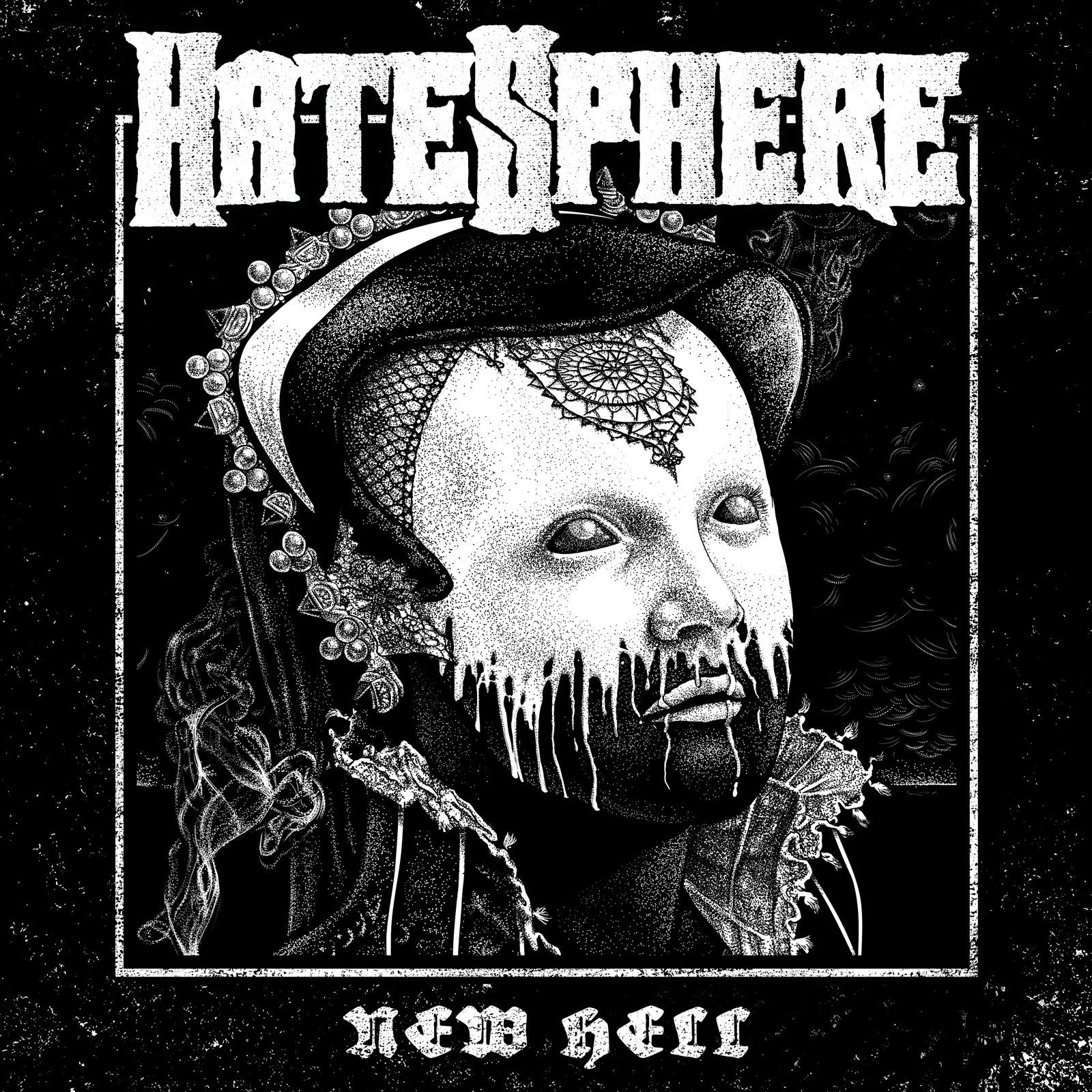 CD review HATESPHERE &quot&#x3B;New Hell&quot&#x3B;