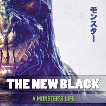 Cover and tracklist of the new THE NEW BALCK album
