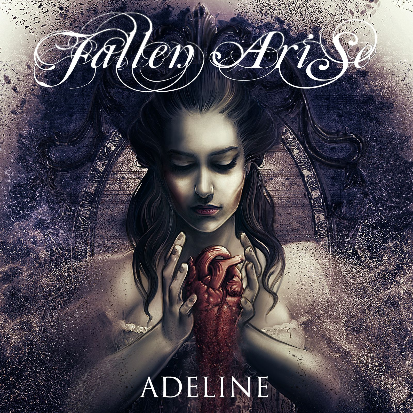 CD review FALLEN ARISE &quot&#x3B;Adeline&quot&#x3B;