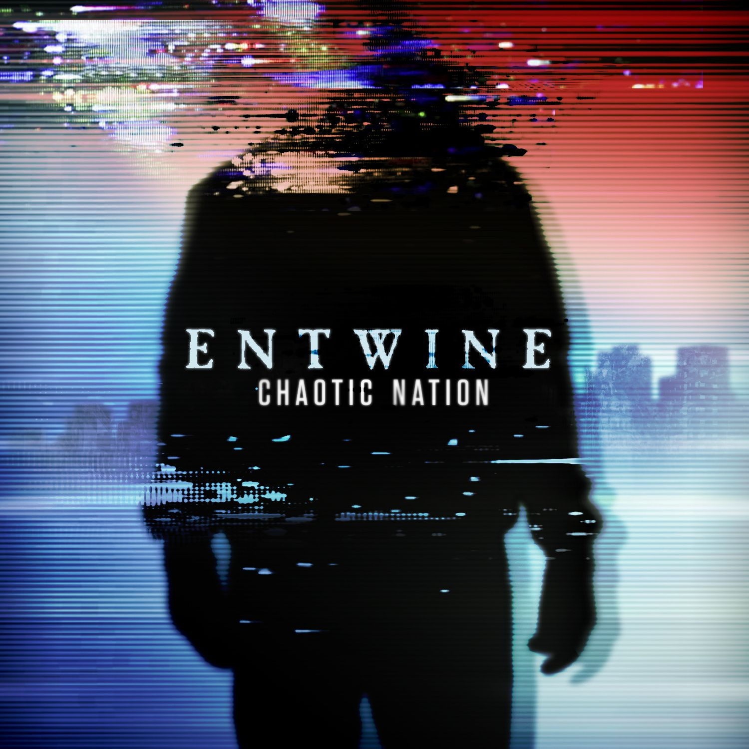 CD review ENTWINE &quot&#x3B;Chaotic Nation&quot&#x3B;