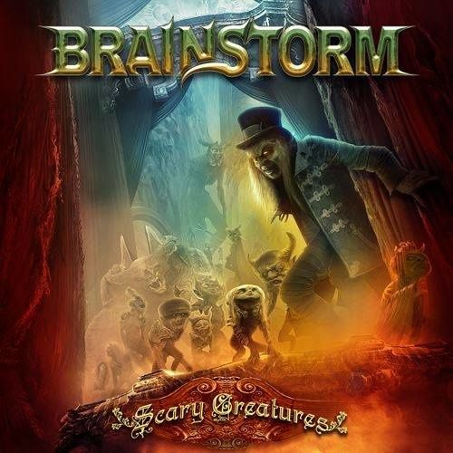 CD review BRAINSTORM &quot&#x3B;Scary Creatures&quot&#x3B;