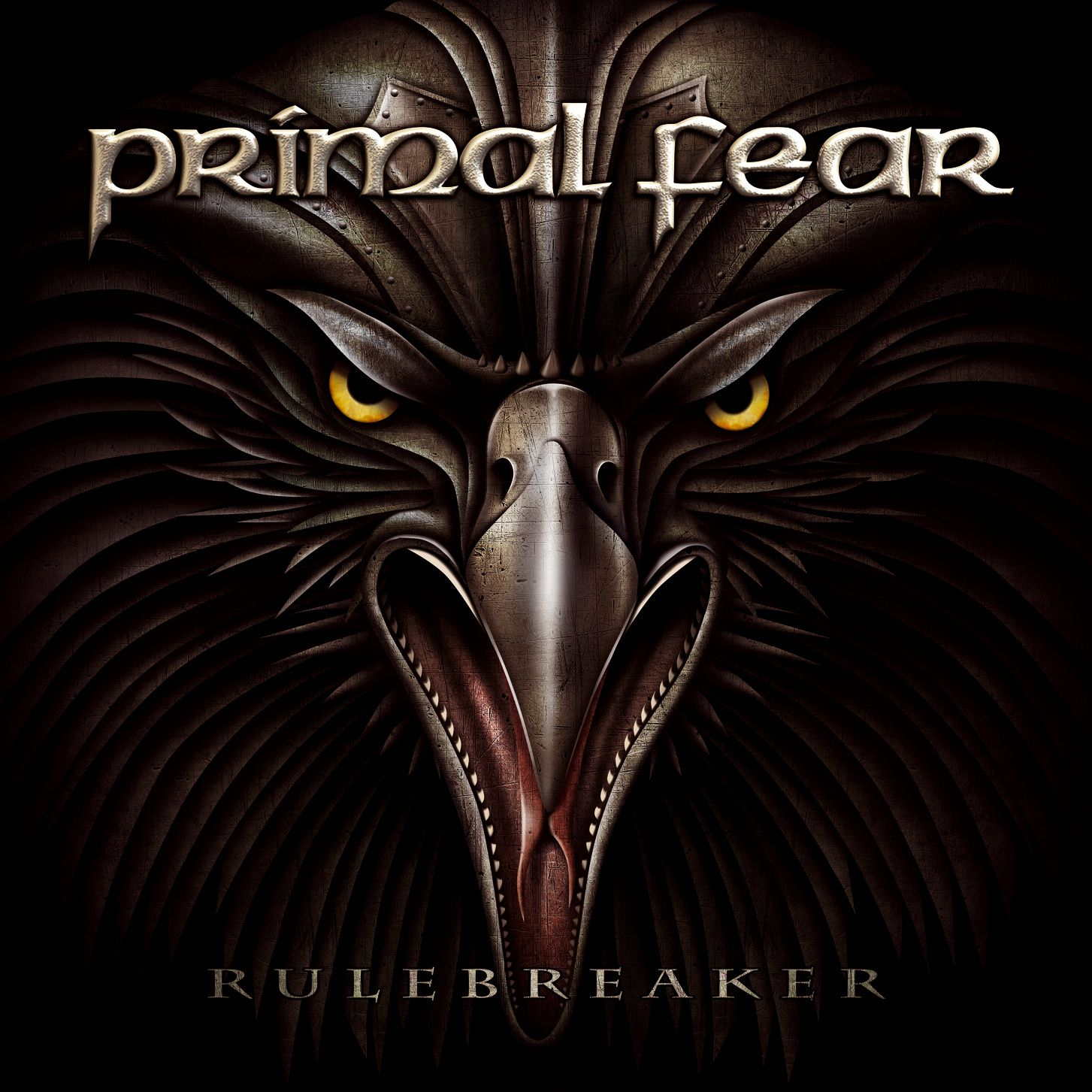 CD review PRIMAL FEAR &quot&#x3B;Rulebreaker&quot&#x3B;