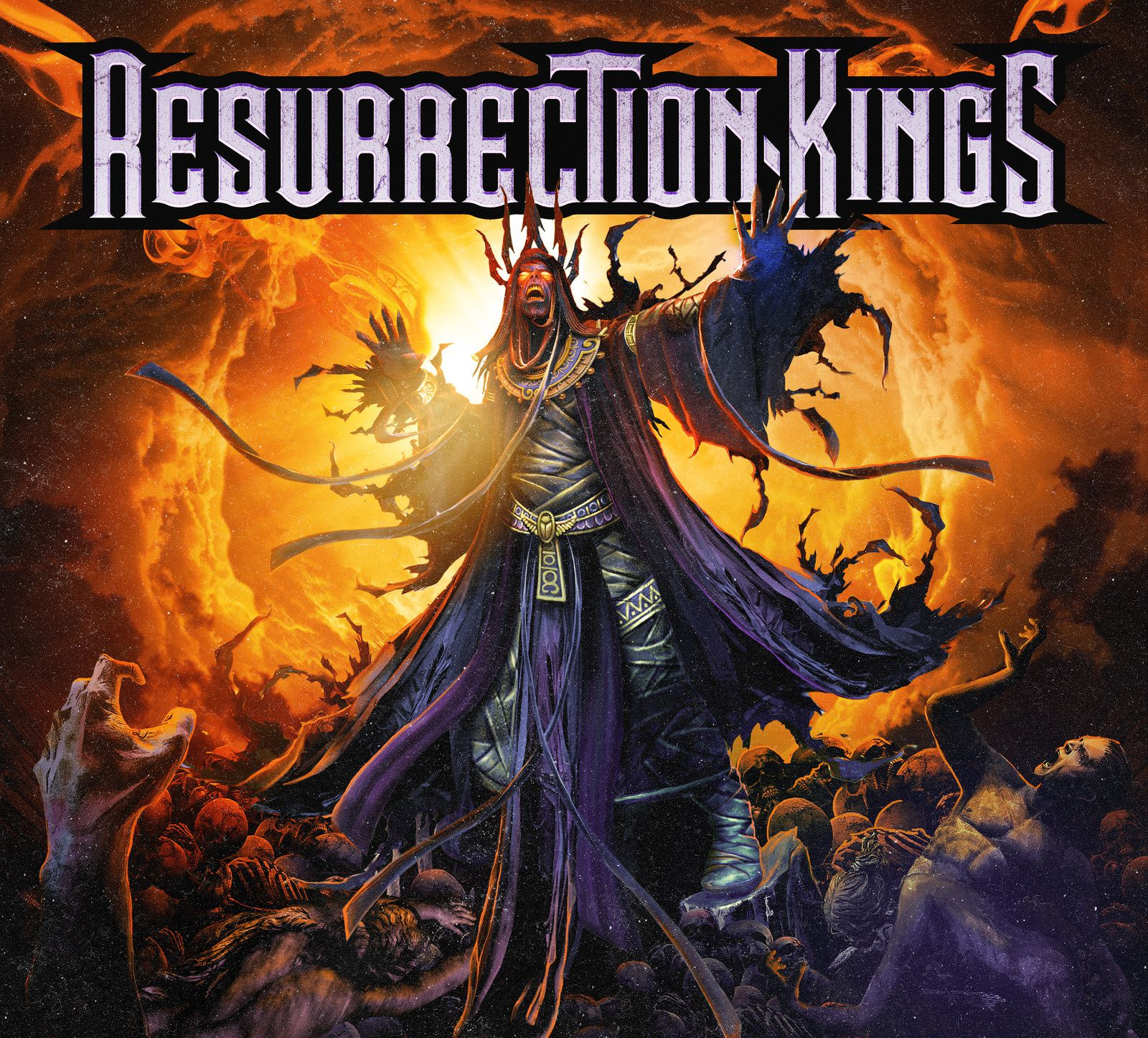 CD review RESURRECTION KINGS &quot&#x3B;Resurrection Kings&quot&#x3B;