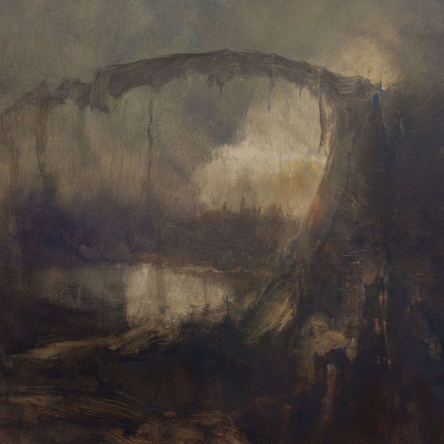CD review LYCUS &quot&#x3B;Chasms&quot&#x3B;