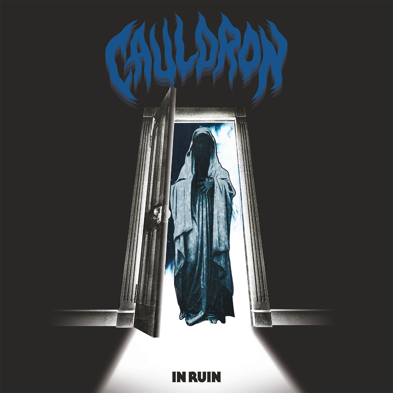 CD review CAULDRON &quot&#x3B;In Ruin&quot&#x3B;