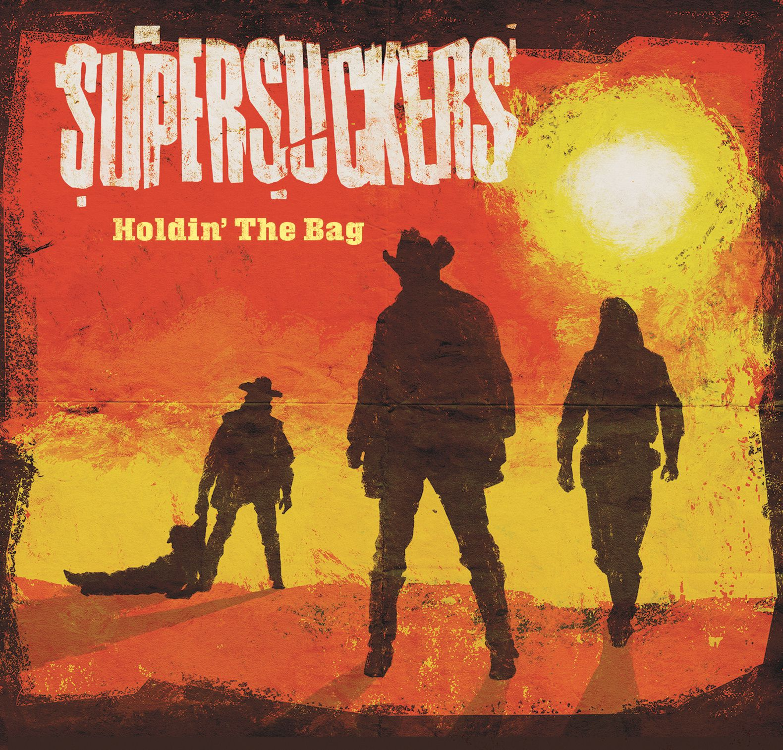 CD review SUPERSUCKERS &quot&#x3B;Holdin' the Bag&quot&#x3B;