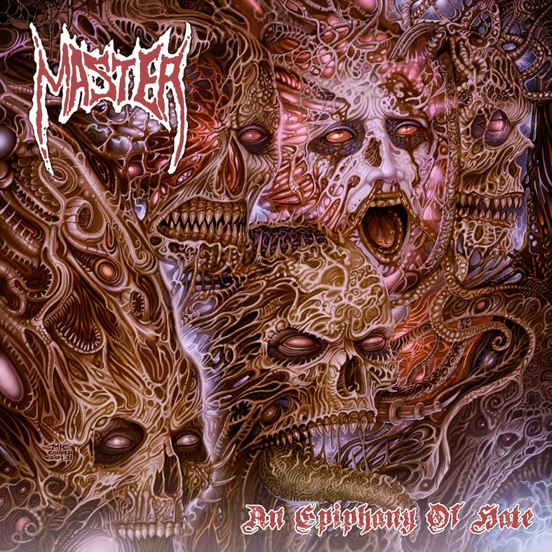 CD review MASTER &quot&#x3B;An Epiphany of Hate&quot&#x3B;