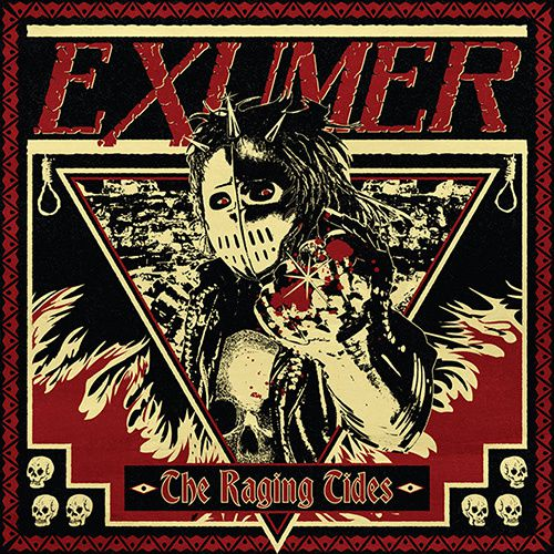CD review EXUMER &quot&#x3B;The Raging Tide&quot&#x3B;
