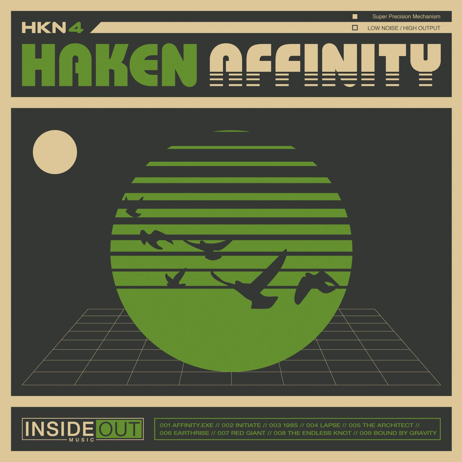 HAKEN posted details about their upcoming album