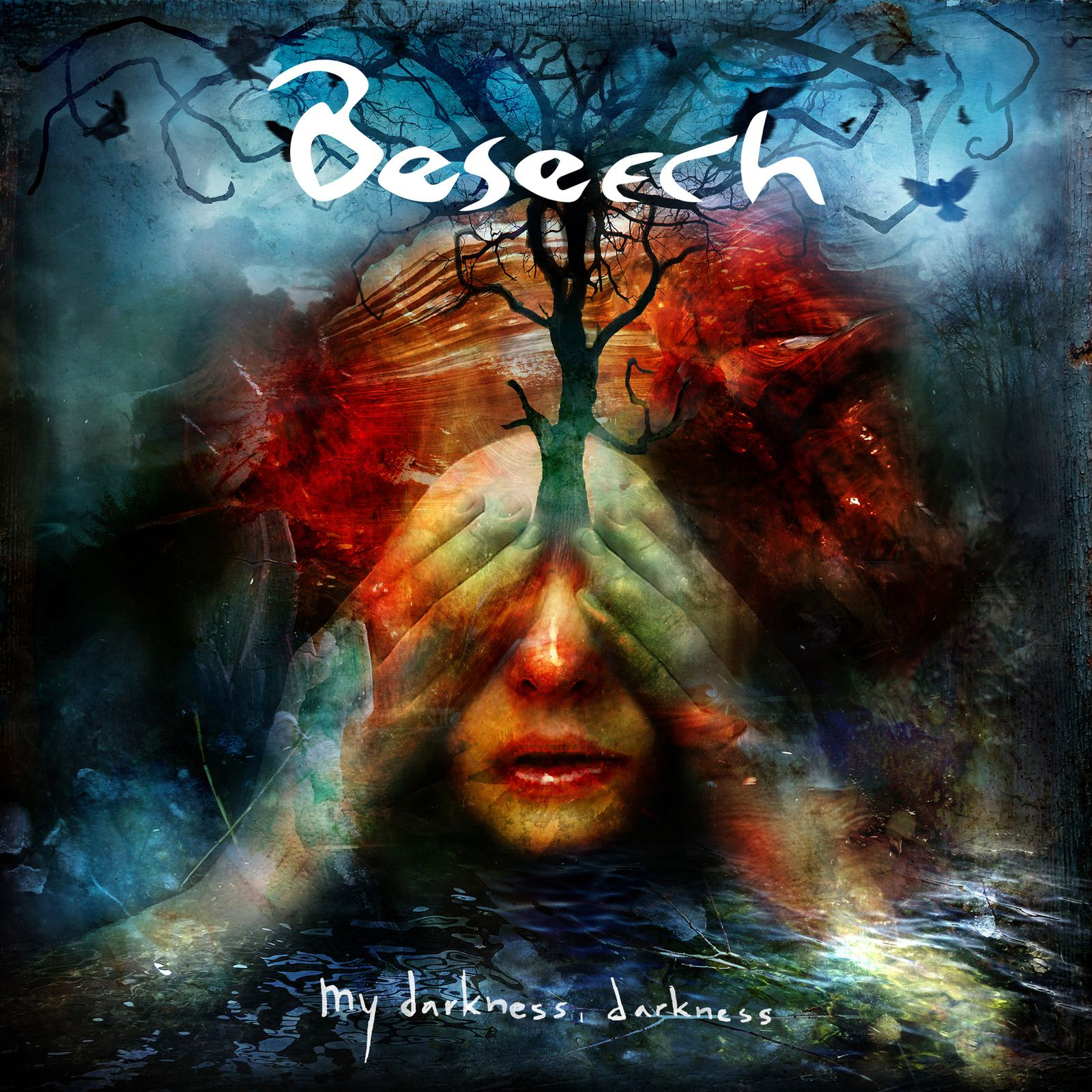 CD review BESEECH &quot&#x3B;My Darkness, Darkness&quot&#x3B;