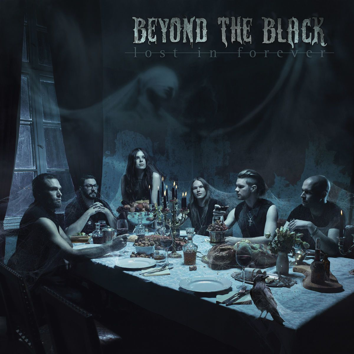 CD review BEYOND THE BLACK &quot&#x3B;Lost in Forever&quot&#x3B;