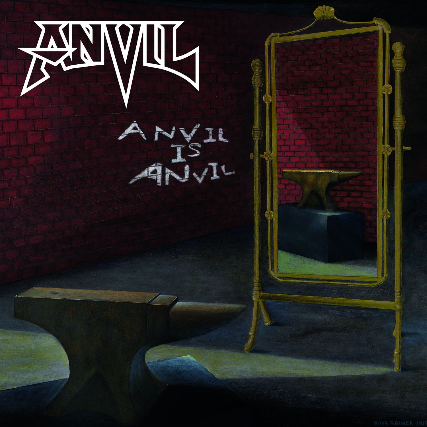 "CD review ANVIL ""Anvil is Anvil"""
