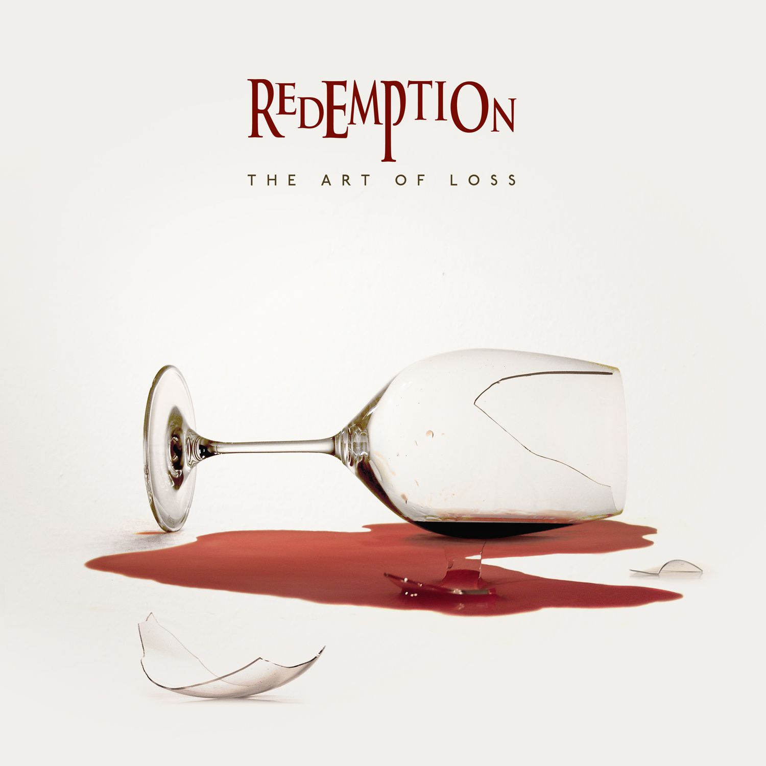 CD review REDEMPTION &quot&#x3B;The Art of Loss&quot&#x3B;