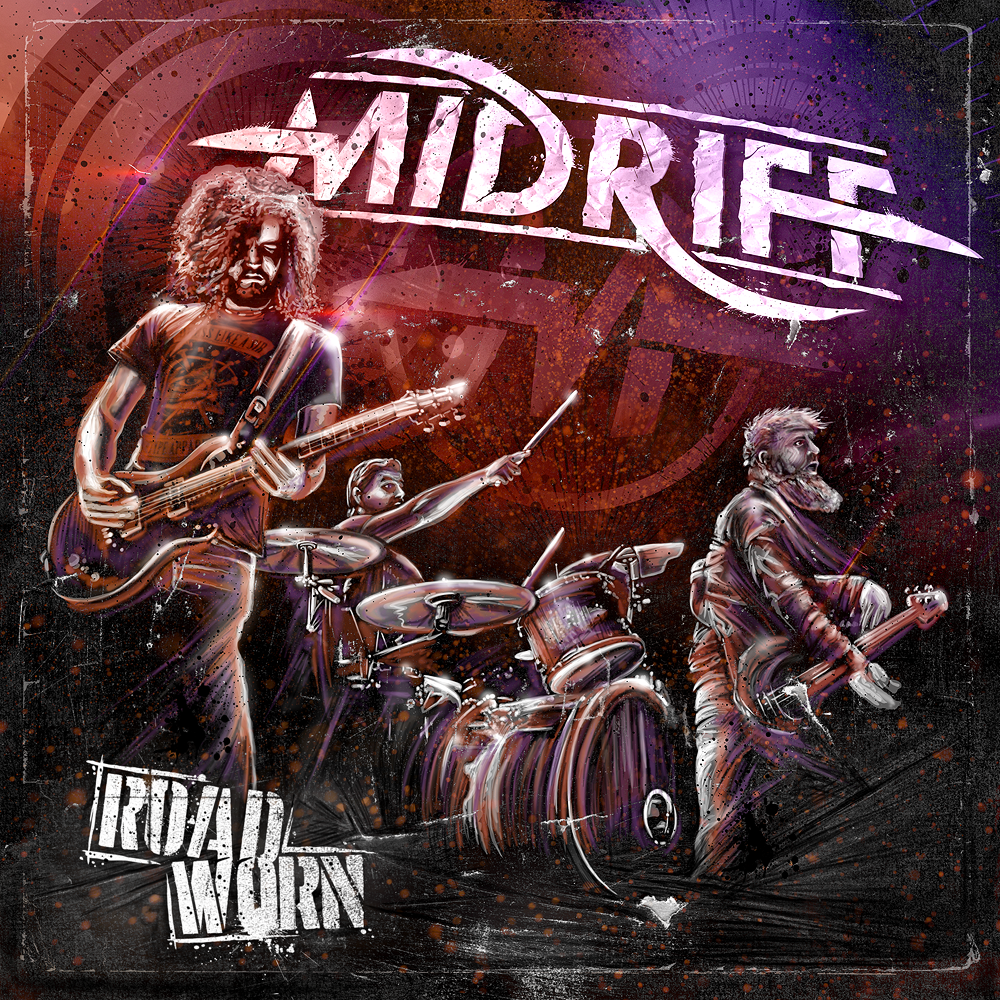 CD review MIDRIFF &quot&#x3B;Road Worn&quot&#x3B; EP