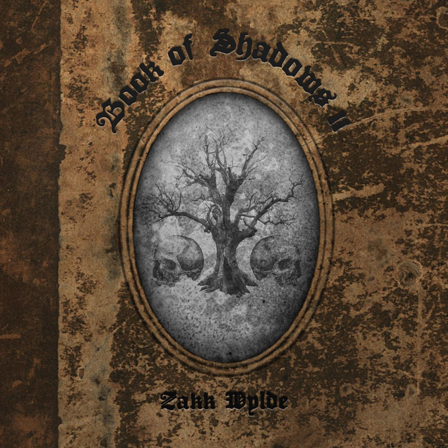 CD review ZAKK WYLDE &quot&#x3B;Book of Shadows II&quot&#x3B;