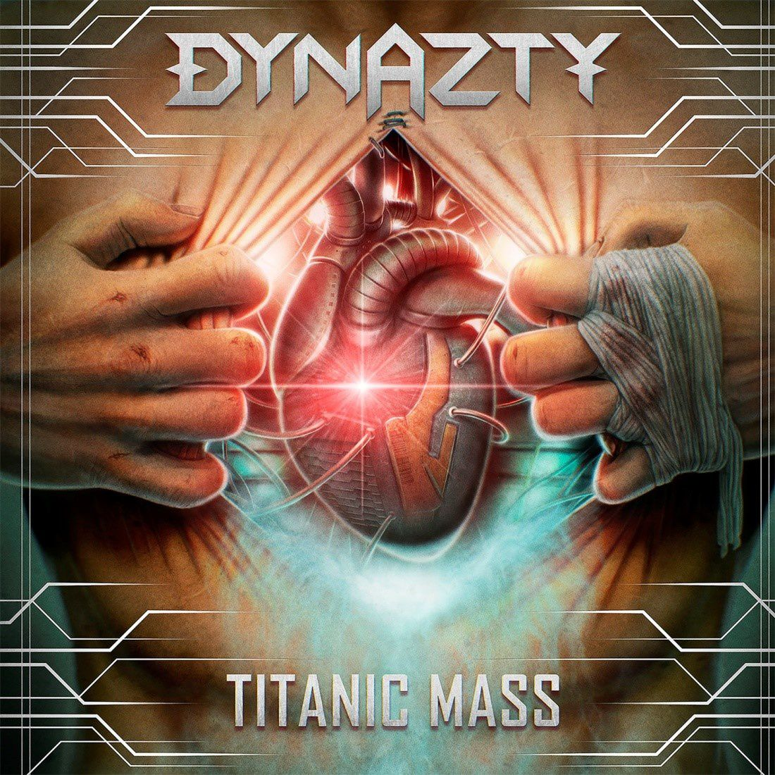 CD review DYNAZTY &quot&#x3B;Titanic Mass&quot&#x3B;