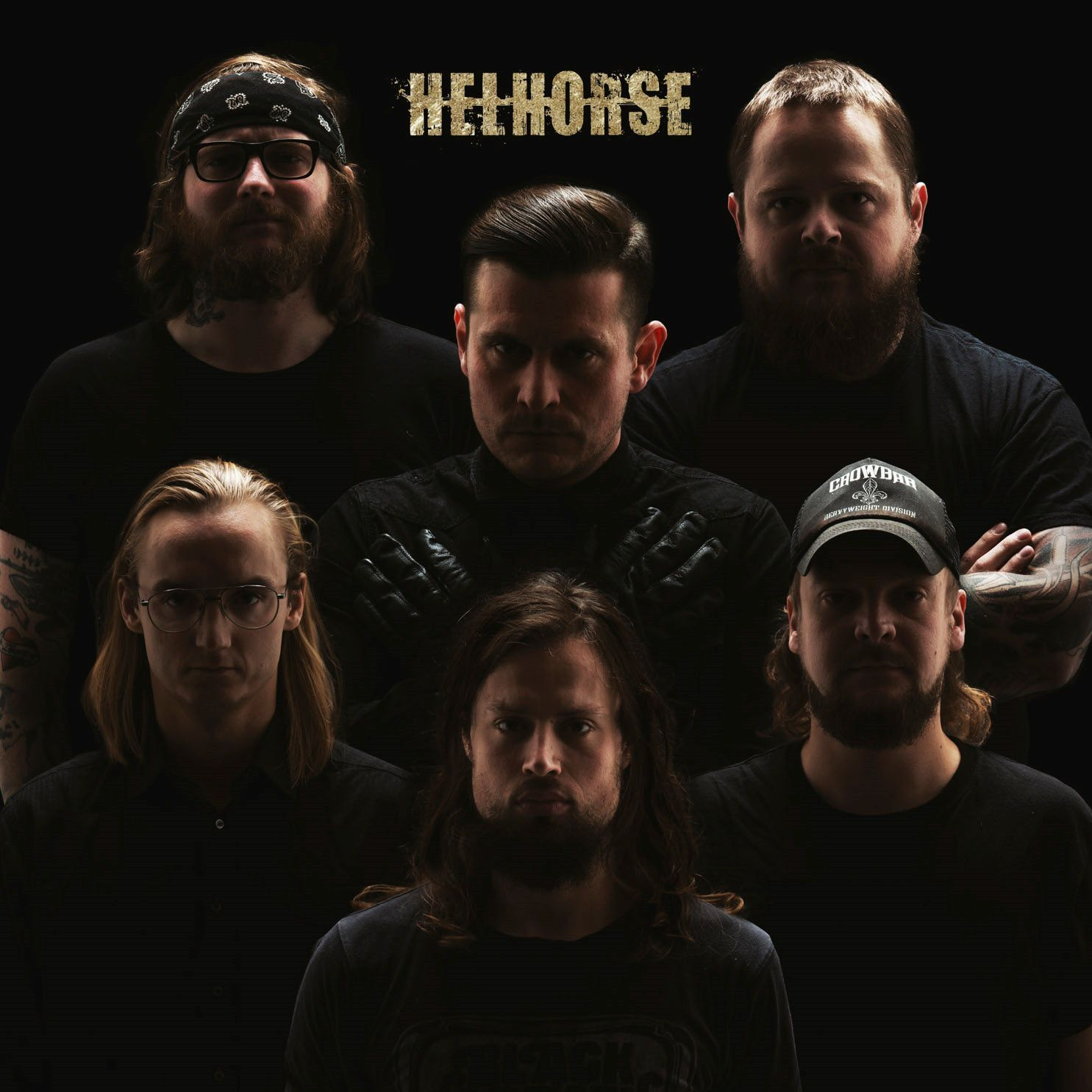 CD review HELHORSE &quot&#x3B;Helhorse&quot&#x3B;