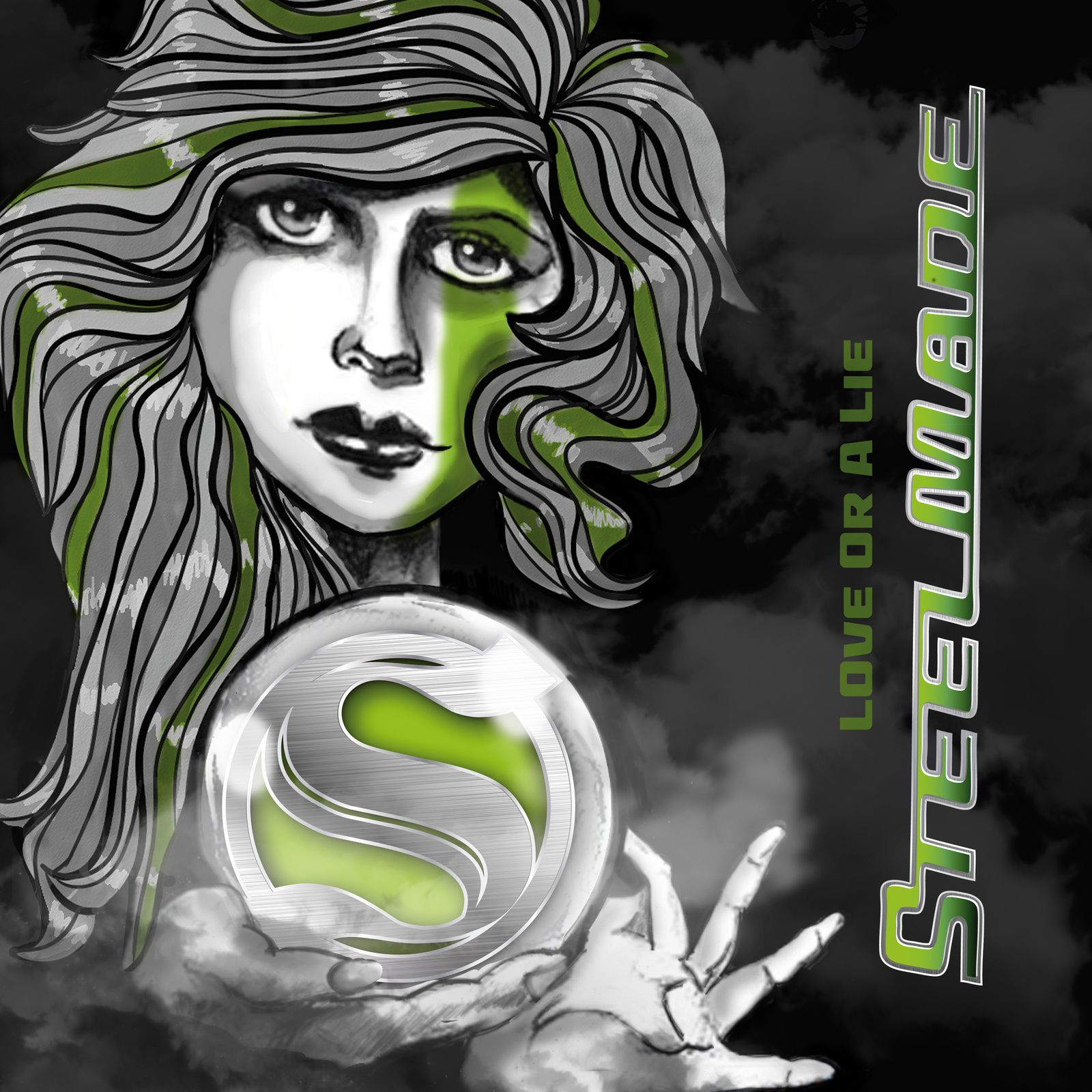 CD review STEELMADE &quot&#x3B;Love or a Lie&quot&#x3B;