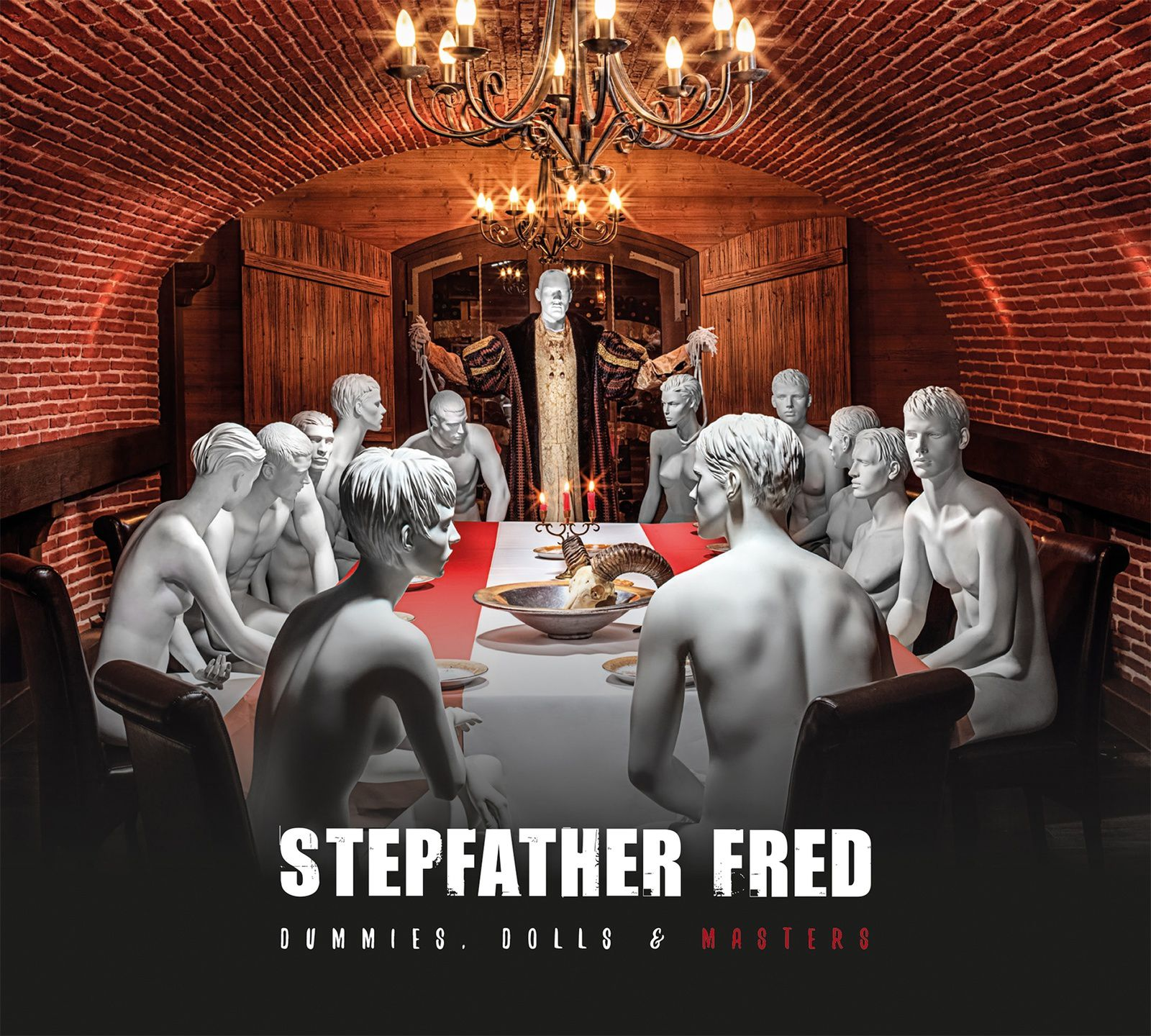 CD review STEPFATHER FRED &quot&#x3B;Dummies, Dolls and Masters&quot&#x3B;