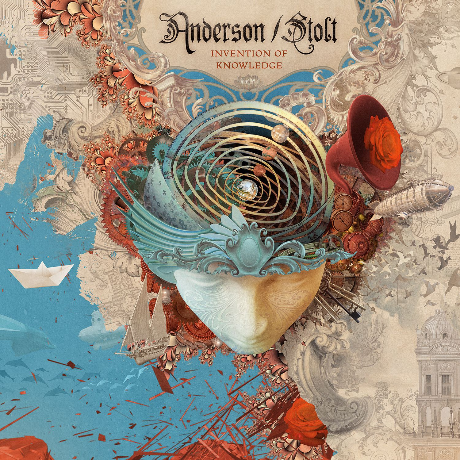 CD review ANDERSON/STOLT &quot&#x3B;Invention of Knowledge&quot&#x3B;