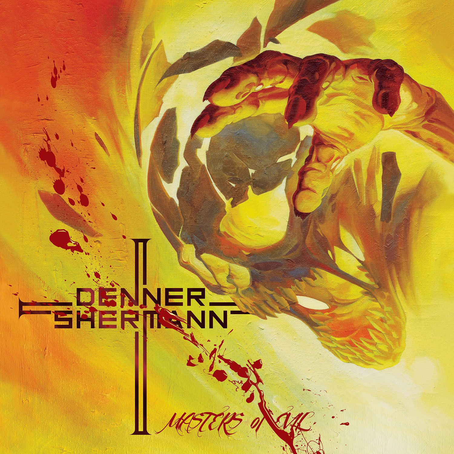CD review DENNER/SHERMANN &quot&#x3B;Masters of Evil&quot&#x3B;