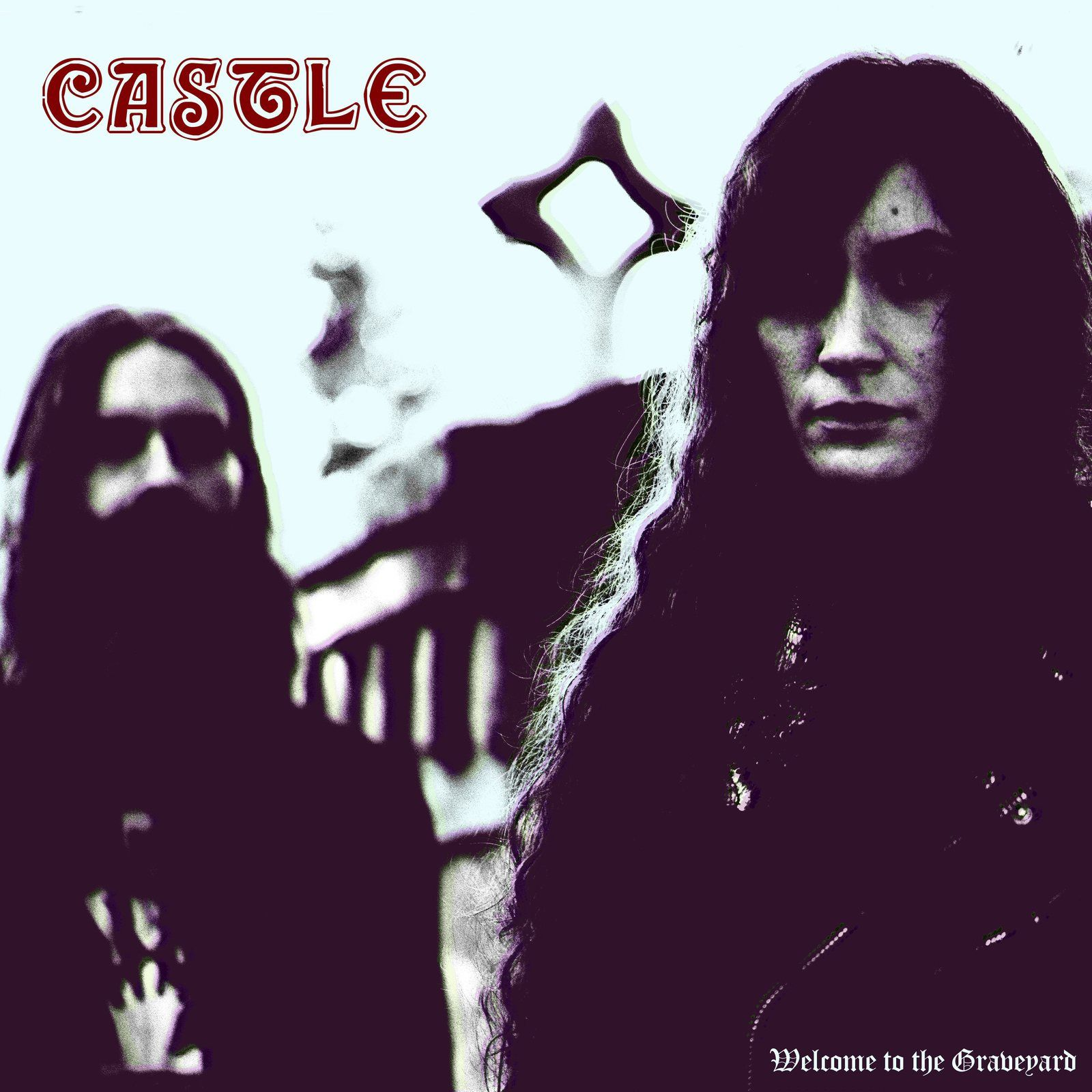 CD review CASTLE &quot&#x3B;Welcome to the Graveyard&quot&#x3B;