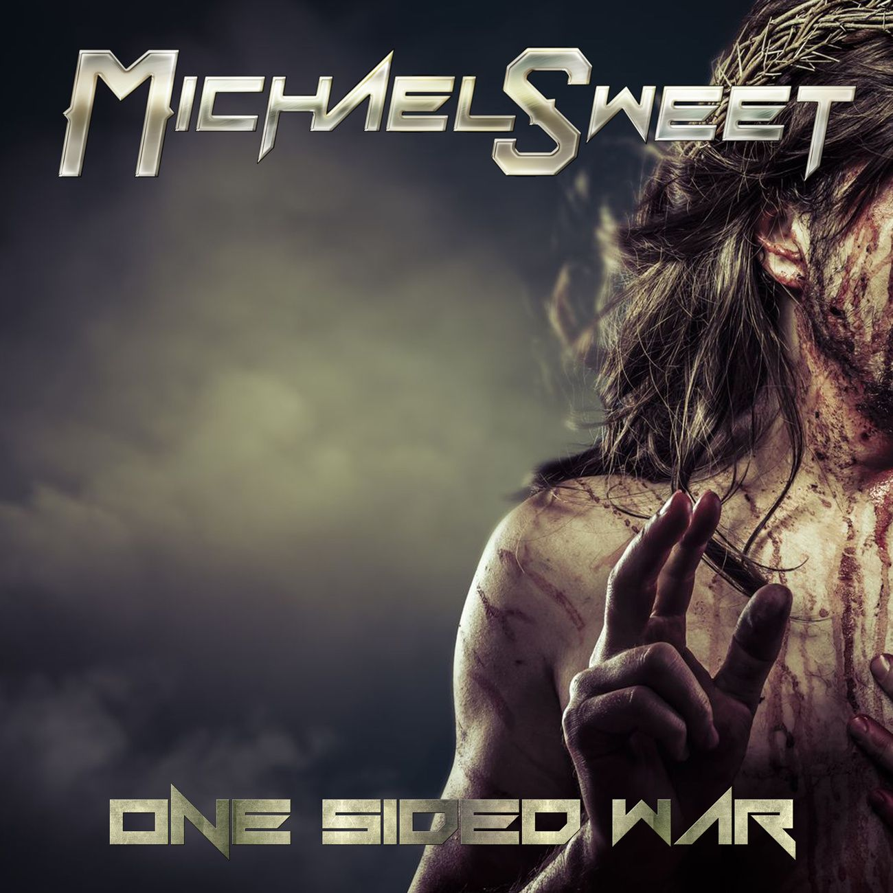 CD review MICHAEL SWEET &quot&#x3B;One Sided War&quot&#x3B;