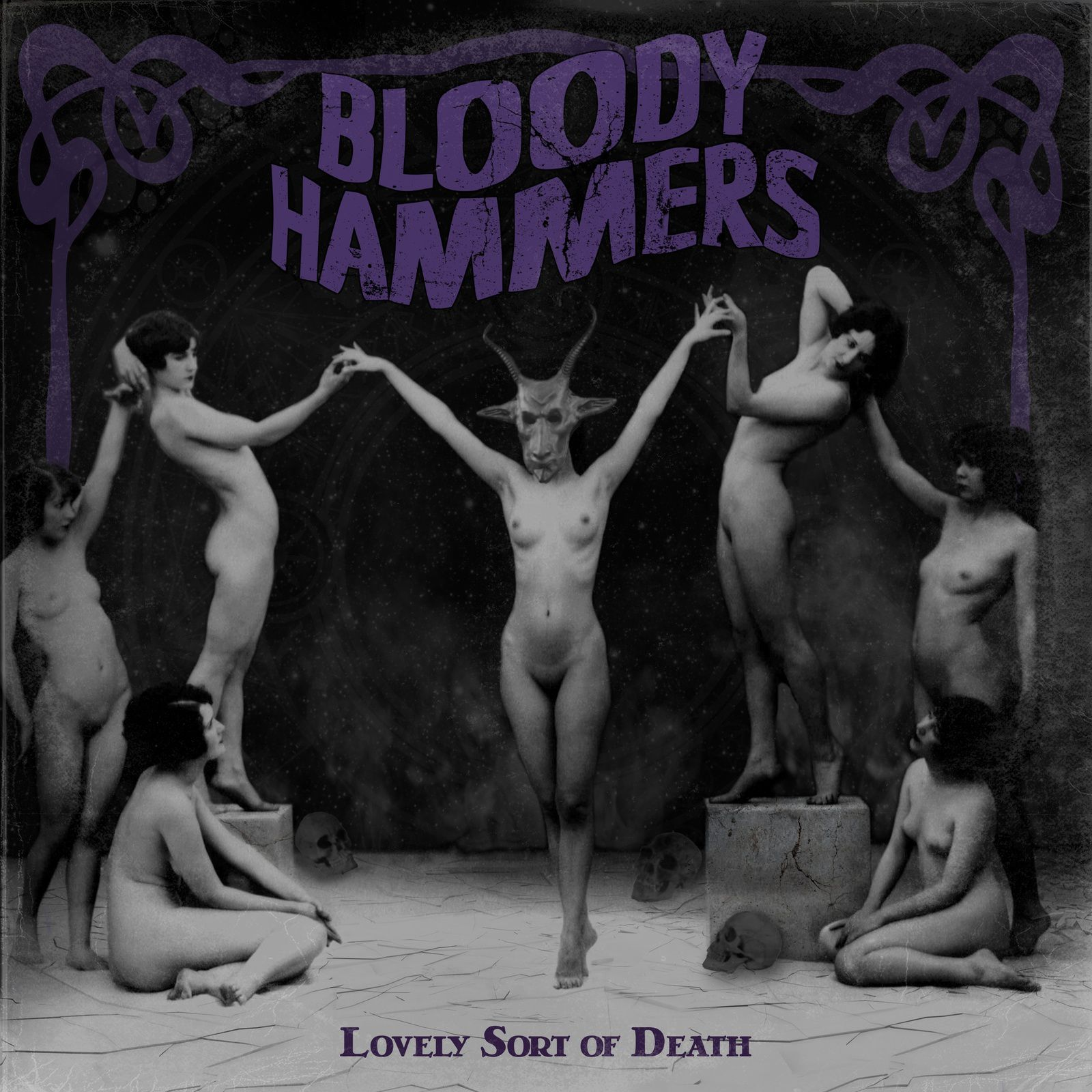 CD review BLOODY HAMMERS &quot&#x3B;Bloodletting Sort of Death&quot&#x3B;