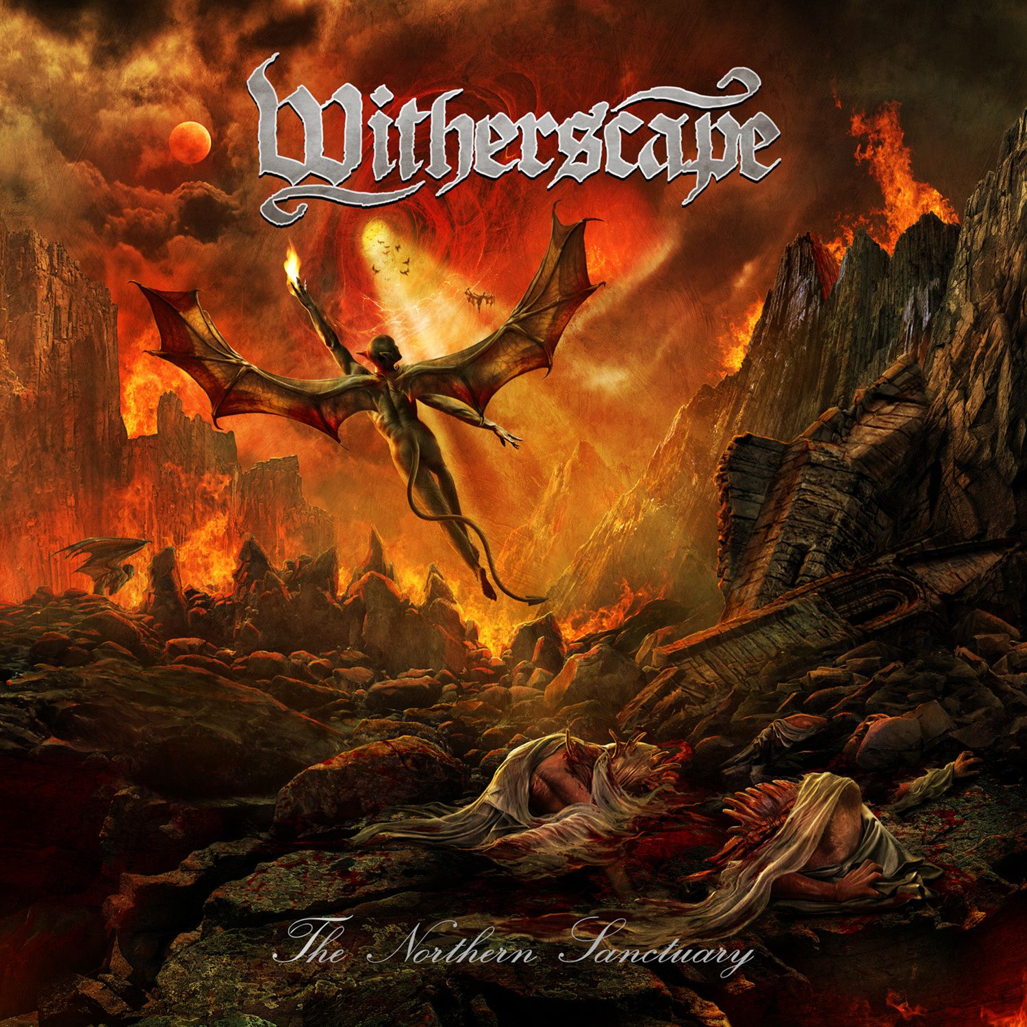 CD review WITHERSCAPE &quot&#x3B;The Northern Sanctuary&quot&#x3B;