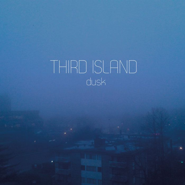 CD review THIRD ISLAND &quot&#x3B;Dusk&quot&#x3B; EP