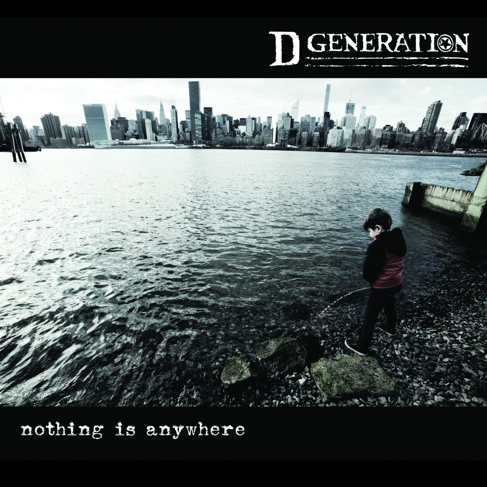 CD review D GENERATION &quot&#x3B;Nothing is Anywhere&quot&#x3B;
