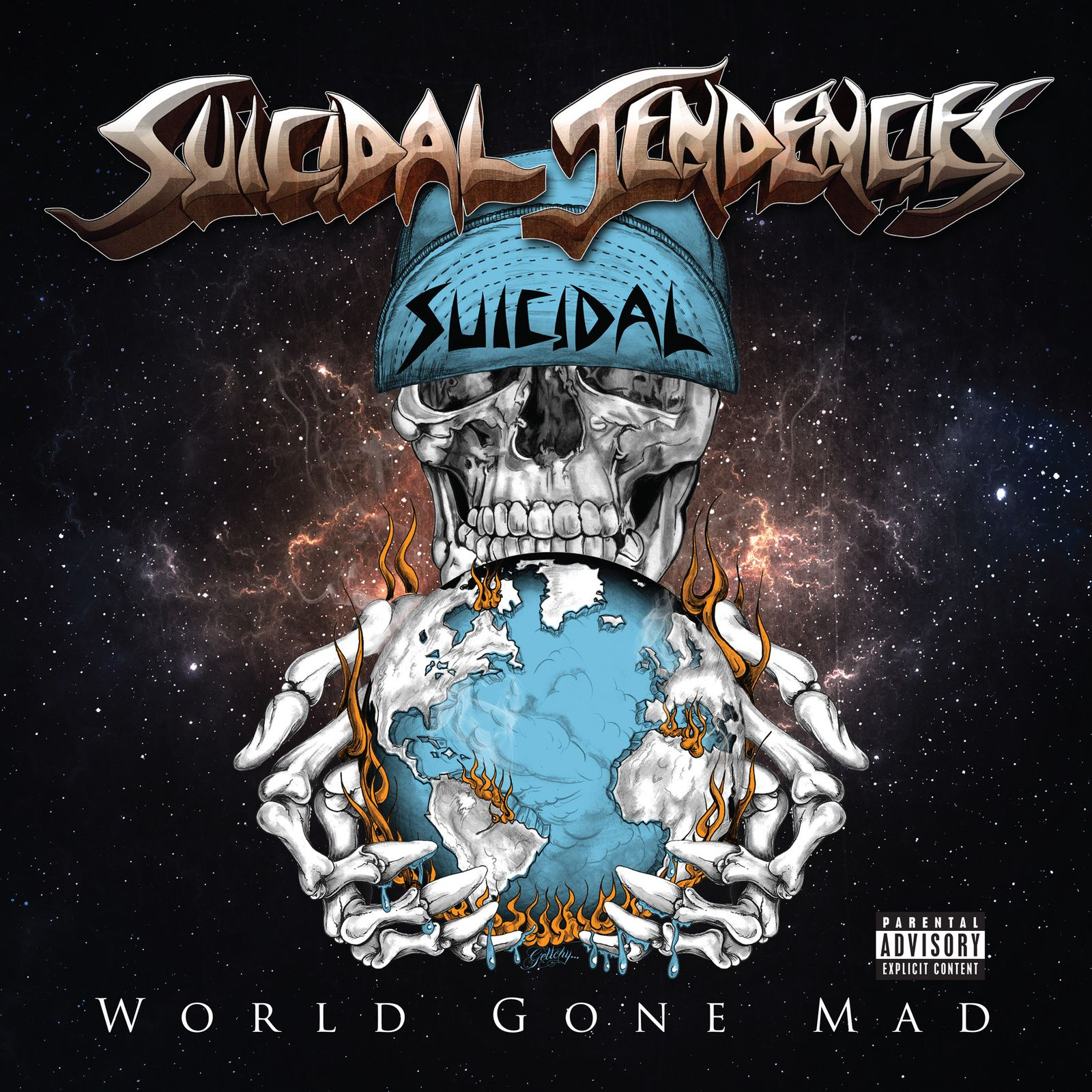 CD review SUICIDAL TENDENCIES &quot&#x3B;World Gone Mad&quot&#x3B;