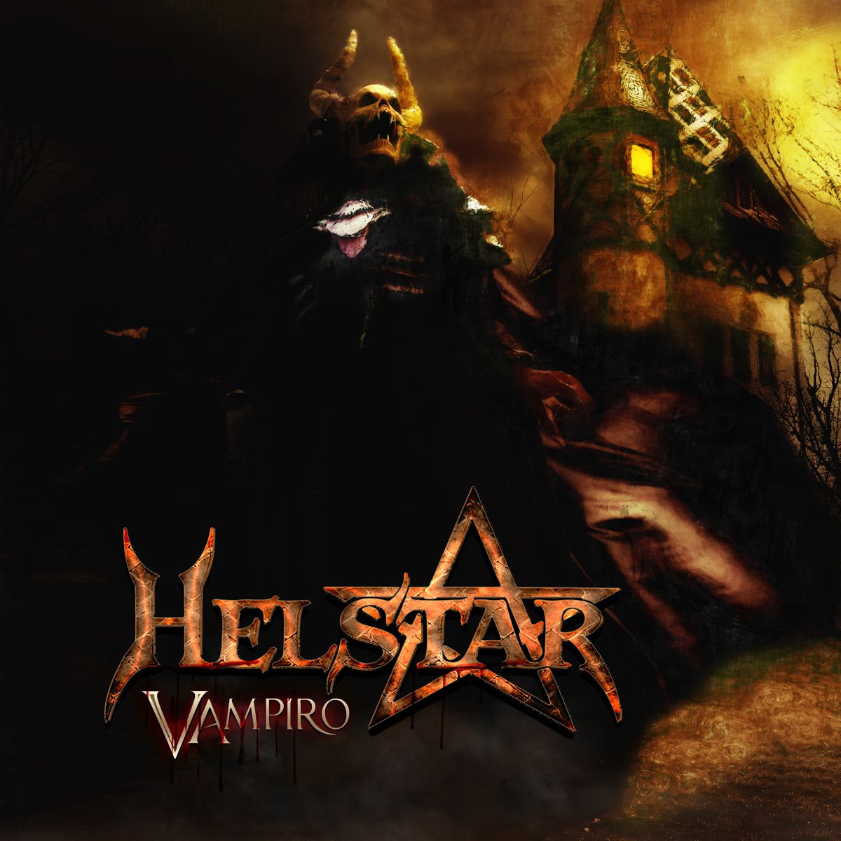 CD review HELSTAR &quot&#x3B;Vampiro&quot&#x3B;