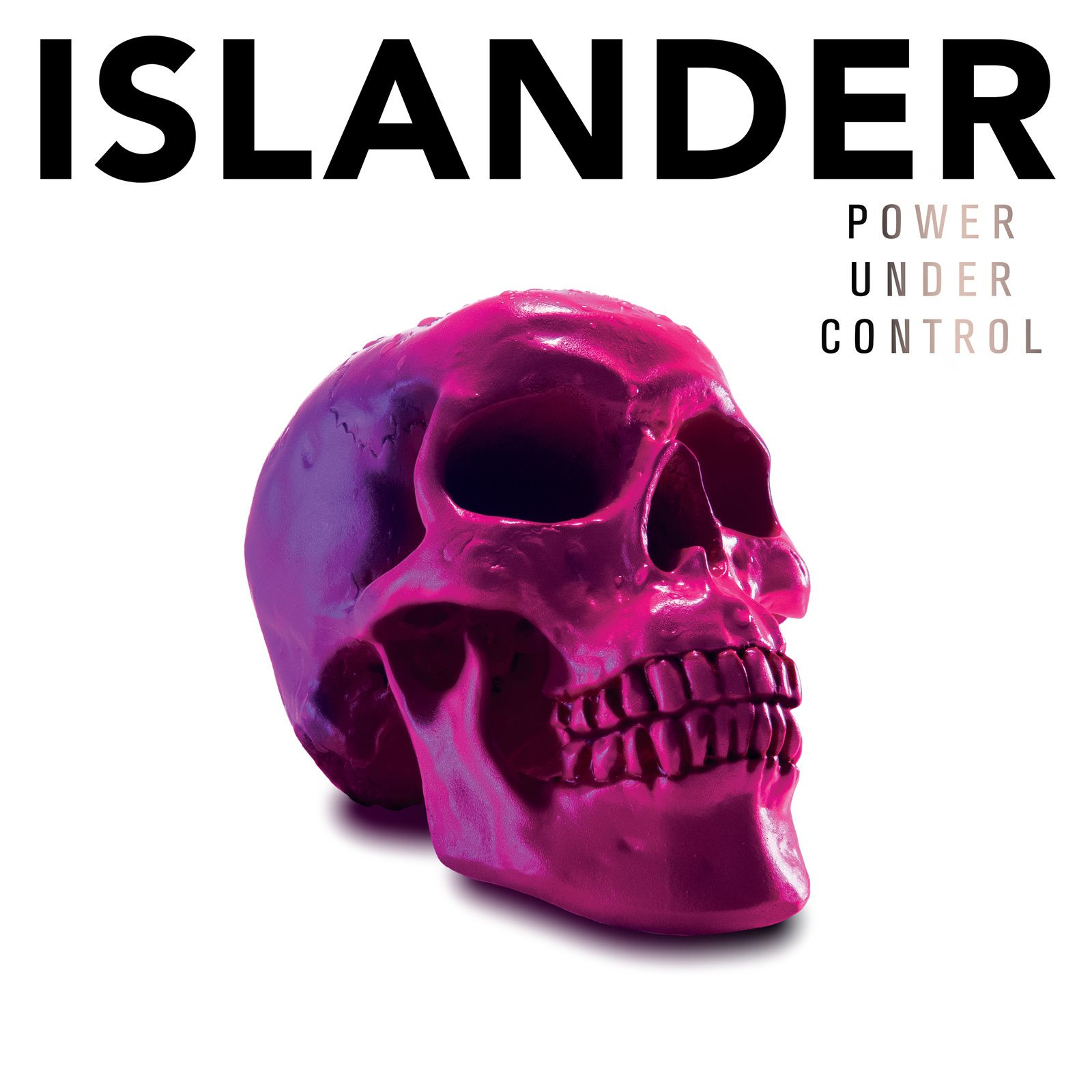 CD review ISLANDER &quot&#x3B;Power Under Control&quot&#x3B;