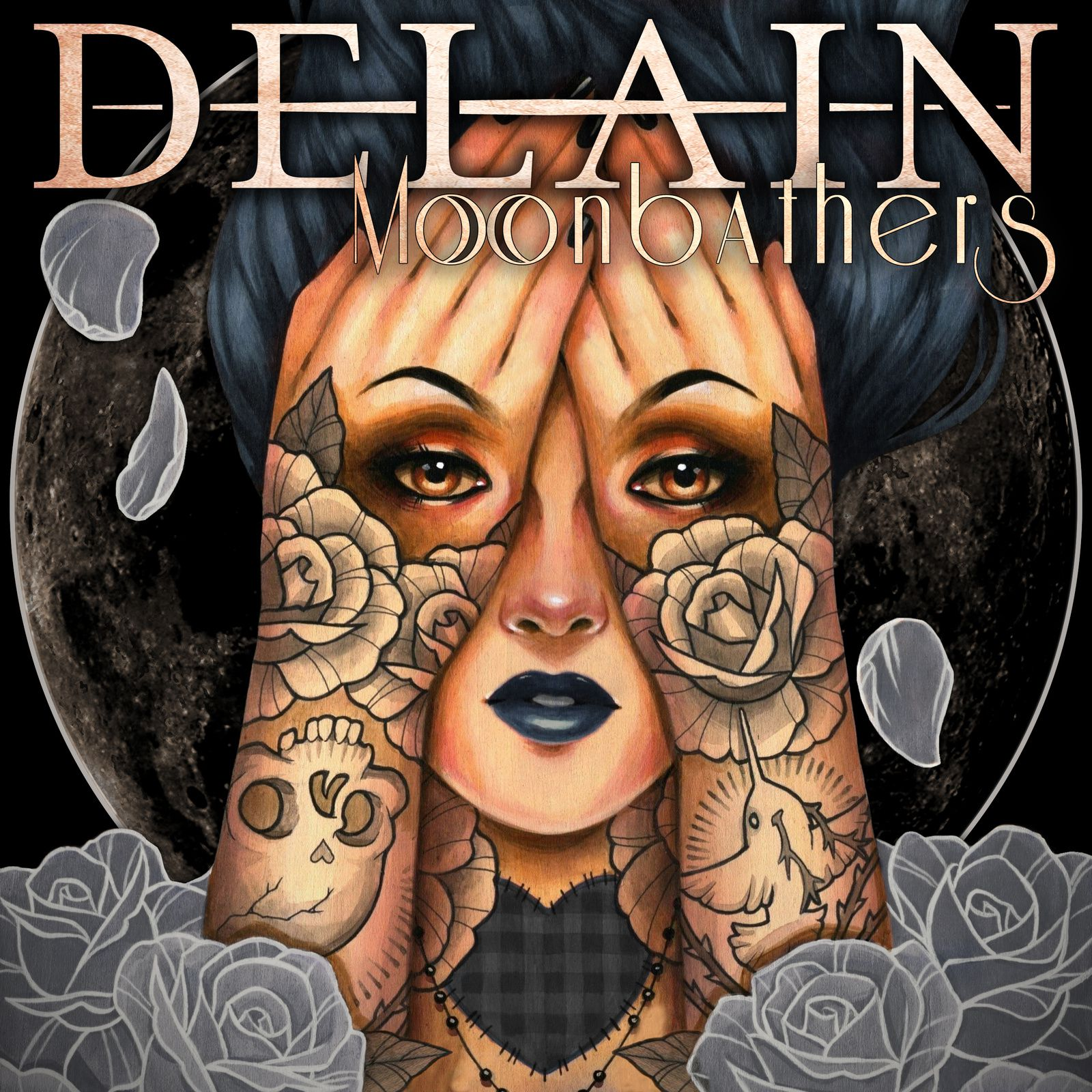 CD review DELAIN &quot&#x3B;Moonbathers&quot&#x3B;