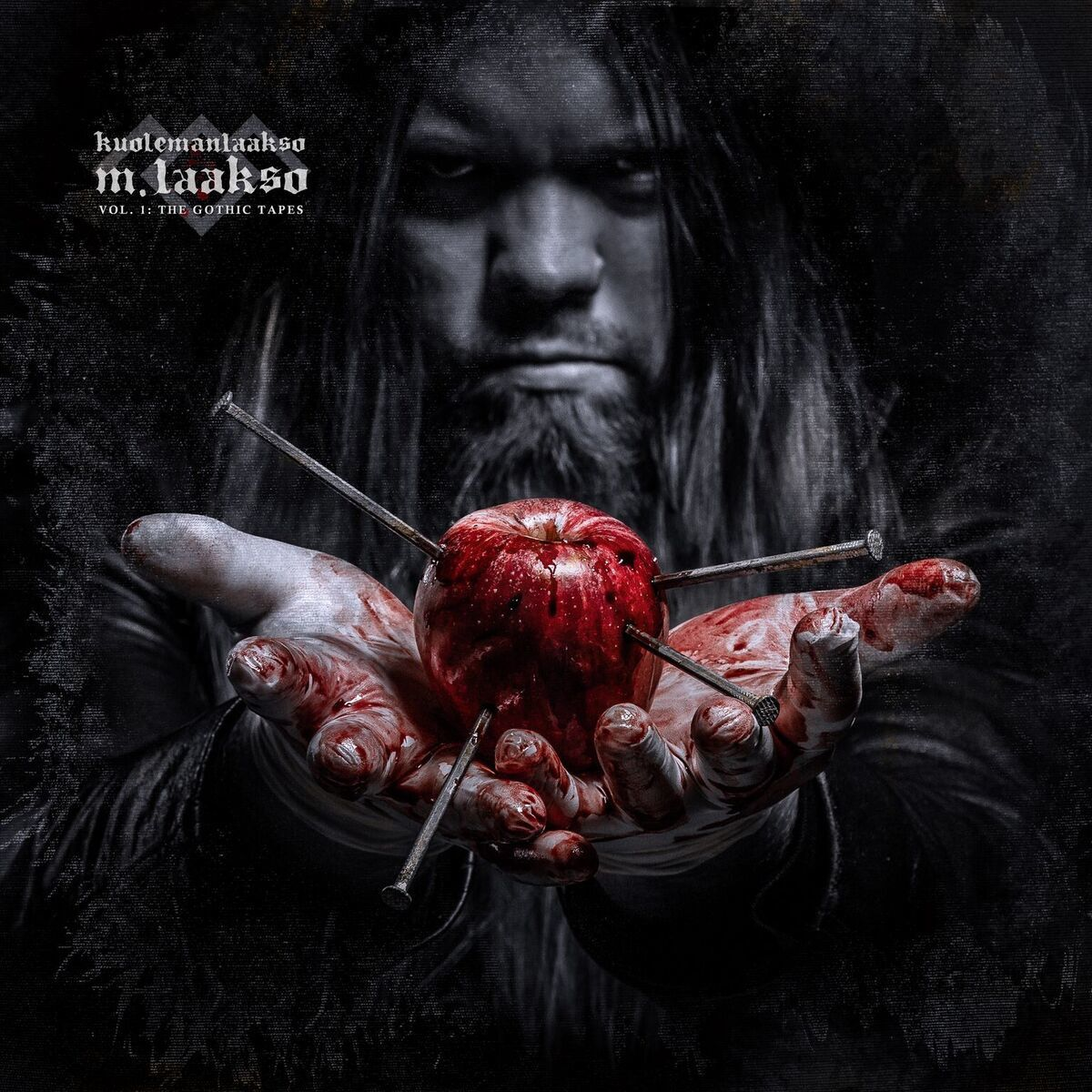 CD review KUOLEMANLAAKSO M. LAAKSO &quot&#x3B;Vol.1: The Gothic Tapes&quot&#x3B;