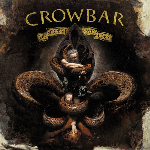 New CROWBAR album in October
