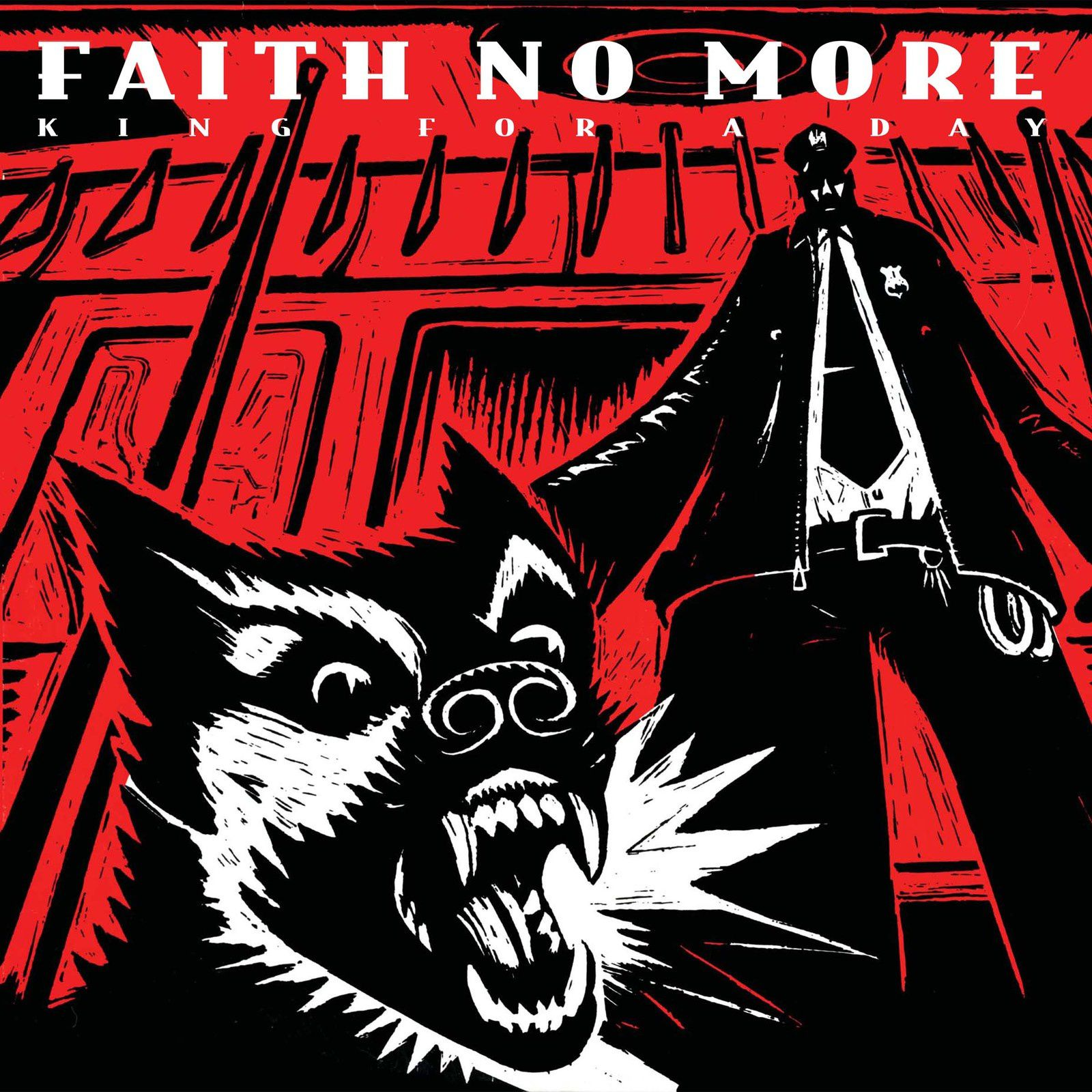 CD review FAITH NO MORE &quot&#x3B;King for Day...Fool for a Lifetime&quot&#x3B; &amp&#x3B; &quot&#x3B;Album of the Year&quot&#x3B; re-issue