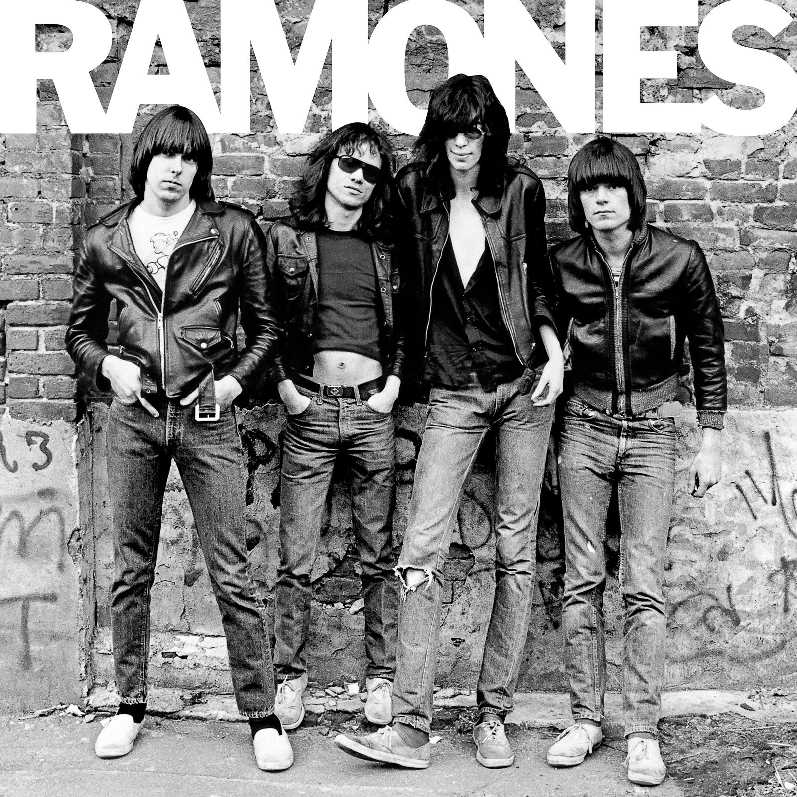 RAMONES release the 40th anniversary deluxe edition of their debut