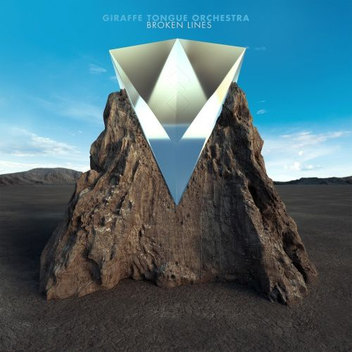 CD review GIRAFFE TONGUE ORCHESTRA &quot&#x3B;Broken Lines&quot&#x3B;