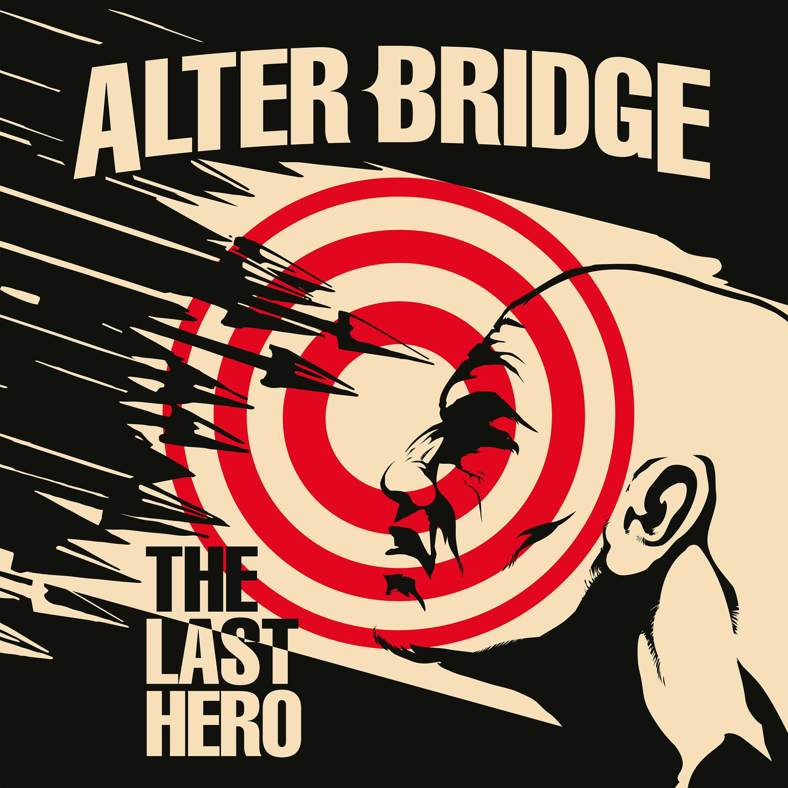 CD review ALTER BRIDGE &quot&#x3B;The Last Hero&quot&#x3B;