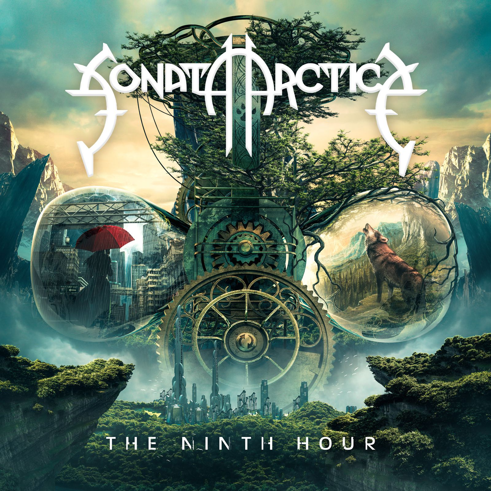 CD review SONATA ARCTICA &quot&#x3B;The Ninth Hour&quot&#x3B;