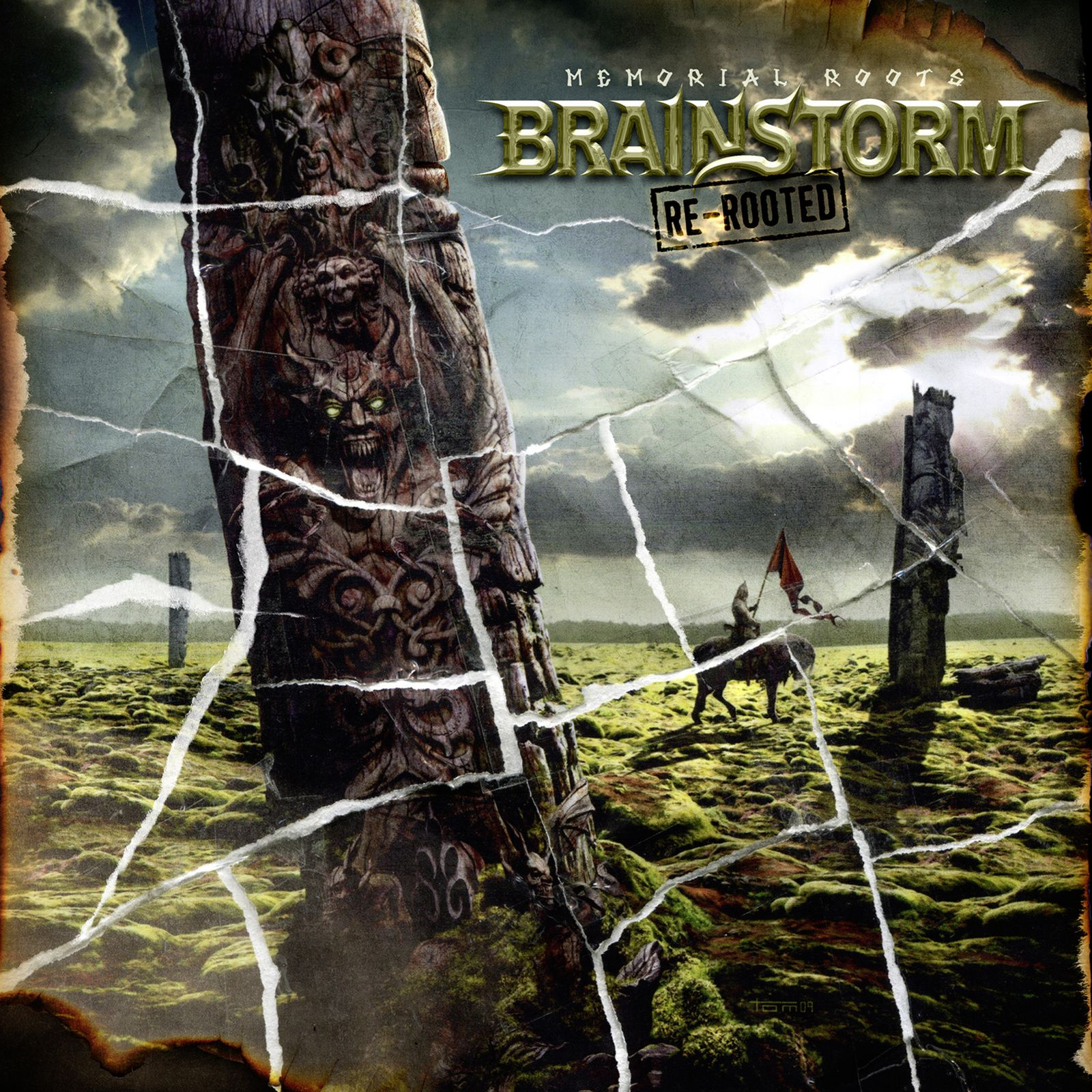 CD review BRAINSTORM &quot&#x3B;Memorial Roots&quot&#x3B; re-rooted