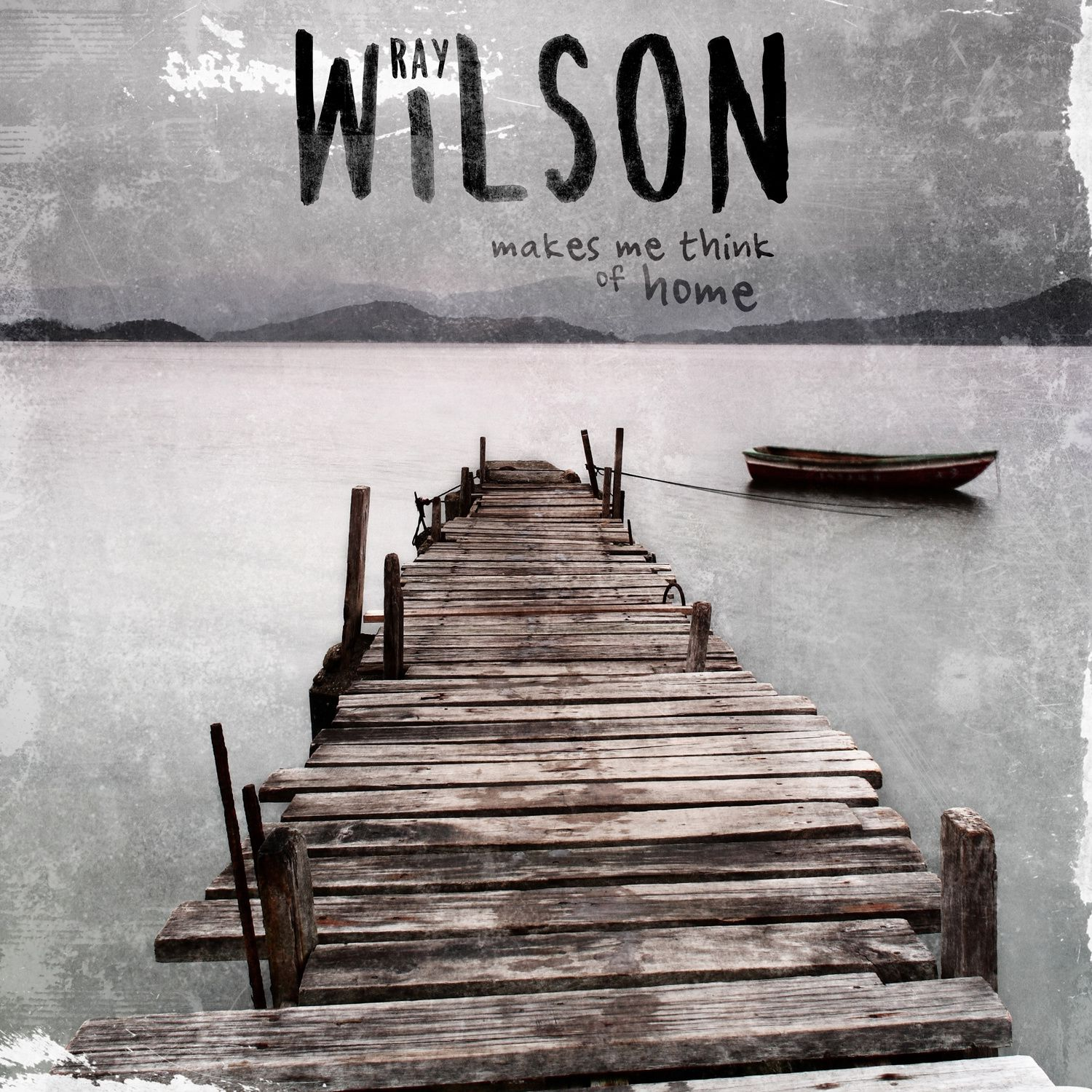 CD review RAY WILSON &quot&#x3B;Makes Me Think of Home&quot&#x3B;