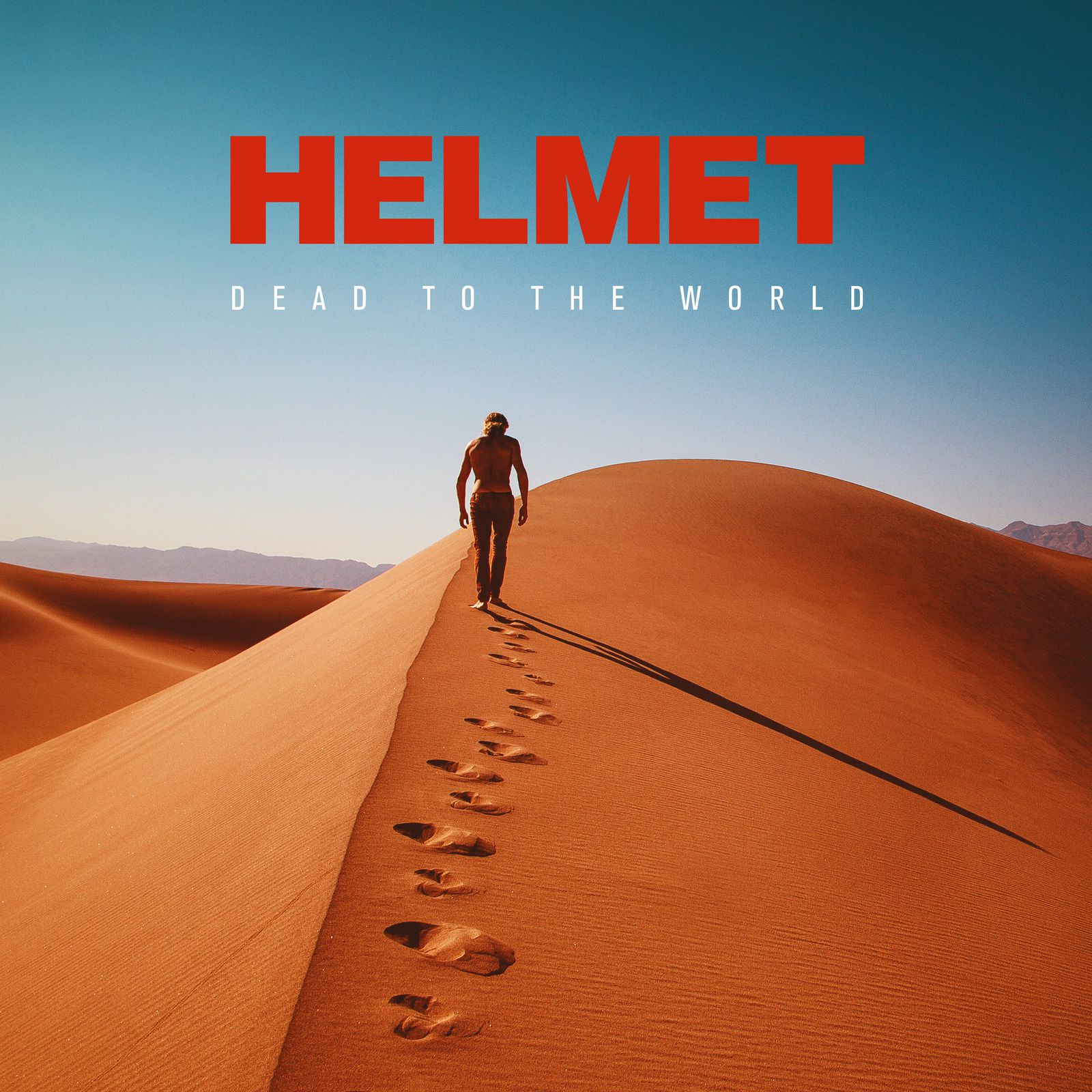 CD review HELMET &quot&#x3B;Dead to the World&quot&#x3B;