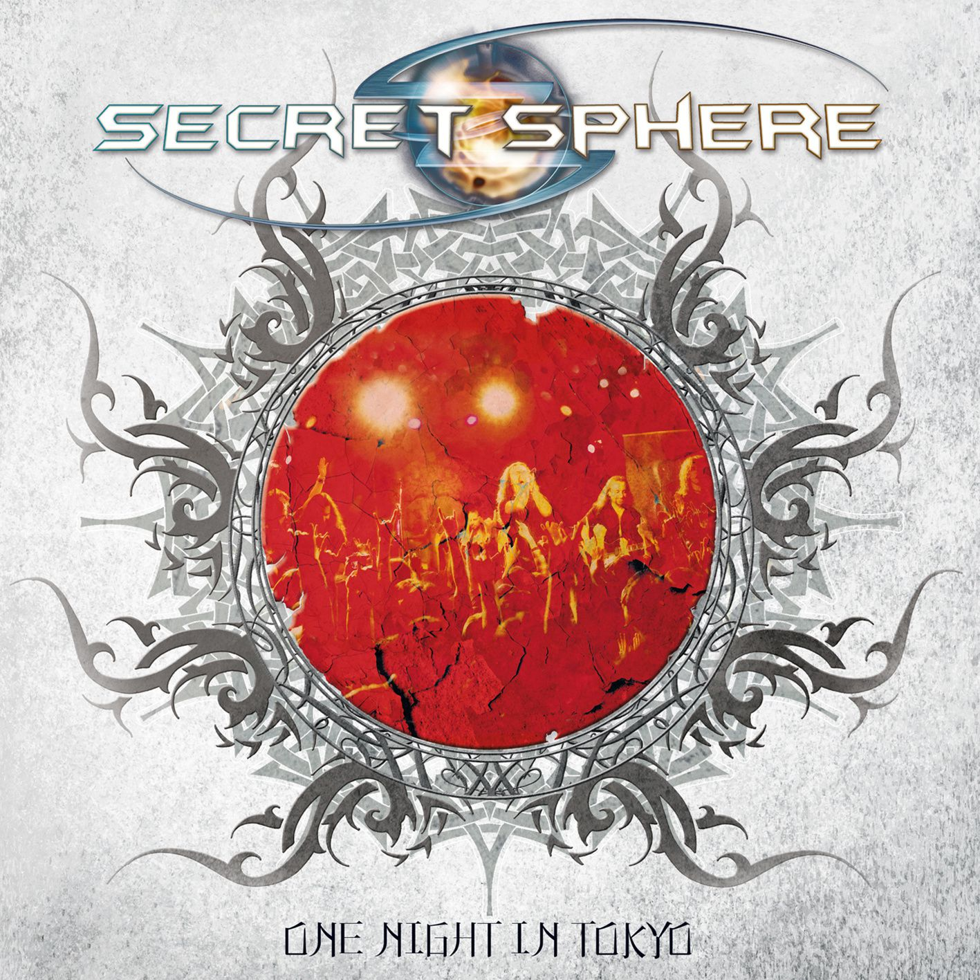 CD review SECRET SPHERE &quot&#x3B;One Night in Tokyo&quot&#x3B; - Live