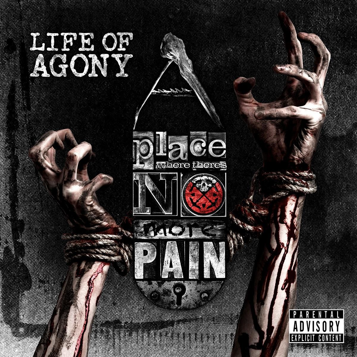 First teaser from the upcoming LIFE OF AGONY album