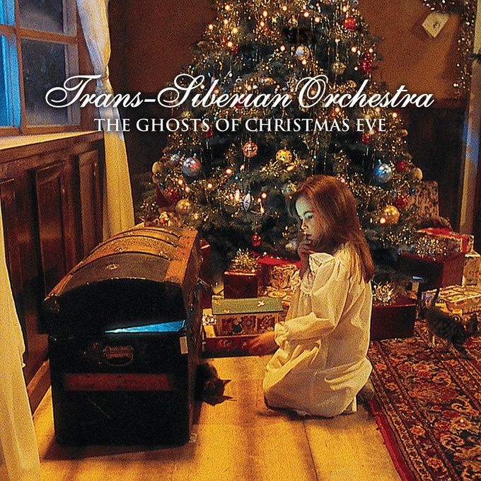 CD review TRANS-SIBERIAN ORCHESTRA &quot&#x3B;The Ghosts of Christmas Eve&quot&#x3B;