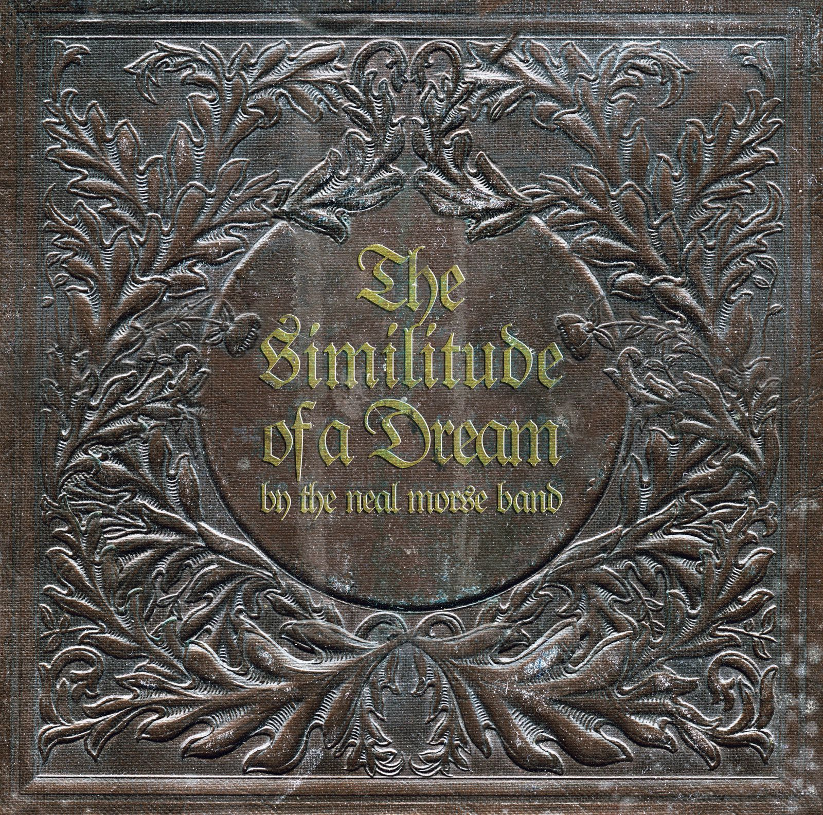 CD review THE NEAL MORSE BAND &quot&#x3B;Similitude of a Dream&quot&#x3B;